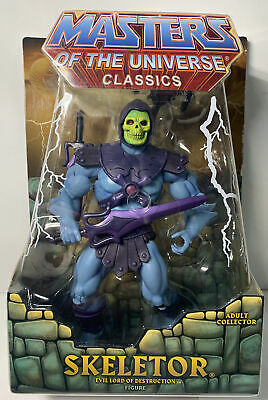 $61 • Buy Masters Of The Universe Classics Skeletor 1st Release MOTU 2009 New