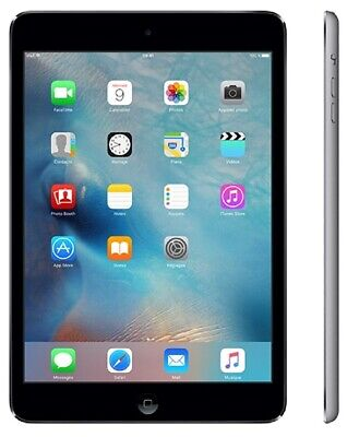 $ CDN80.12 • Buy Mint Apple IPad Mini 2 16GB Wi-Fi 7.9in  Space Gray (CA) Model A1489