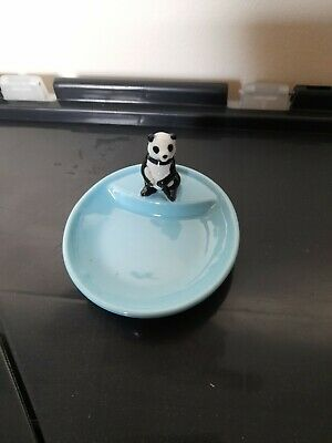 Wade Whimtrays Panda Ring Tree / Bowl -  Mint Condition • 12.50£