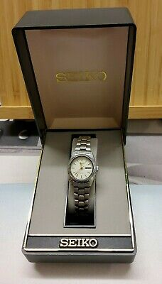 Seiko Vintage Ladies Automatic Watch 70s Stainless Steel • 30£