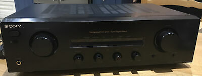 Sony Ta-fe370 Stereo Integrated Amplifier. • 30£