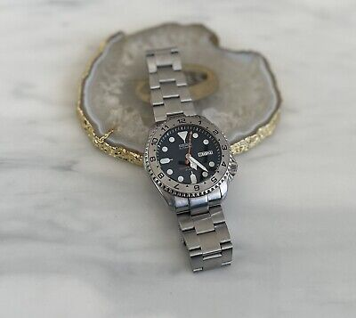 $ CDN317.92 • Buy Custom Seiko SKX007 Rolex Explorer Mod Sappire Crystal NH36 Custom Design