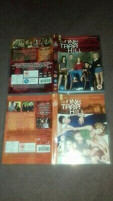 One Tree Hill The Complete First & Second Season 12 Disc DVD Boxsets • 8.50£