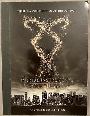 The Mortal Instruments: City Of Bones Movie Postcard Collection • 3.70£