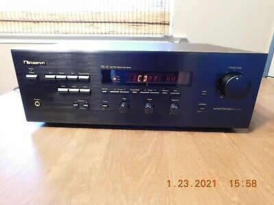 $187 • Buy Super Nice-Nakamichi RE-10 AM/FM Stereo Receiver  Tested