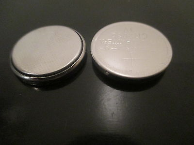 £1.35 • Buy -  Batteries For The Salter Weighing Scales - 2 X (CR2032)