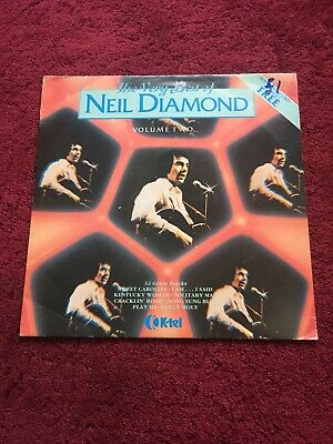 NEIL DIAMOND 12 LP Vinyl Record MINT CONDITION • 1.70£