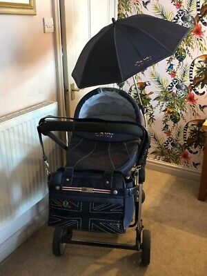 Icandy Special Edition Cherry Pram Union Jack Collect Bury Lancs • 155£