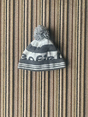 Penfield Beanie White/Grey • 5£
