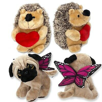 VALENTINES DAY ROMANTIC GIFTS Him & Her Love Heart Cute Bears Valentine Gift UK • 12.99£