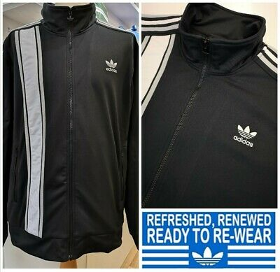 $ CDN17.37 • Buy ADIDAS ORIGINALS TRACK JACKET Size Mens LARGE XL Tracksuit Top RARE IMPORT