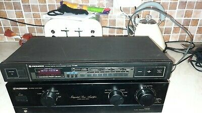 Vintage Pioneer TX-960L FM/AM Digital Synthesizer Tuner • 17.50£