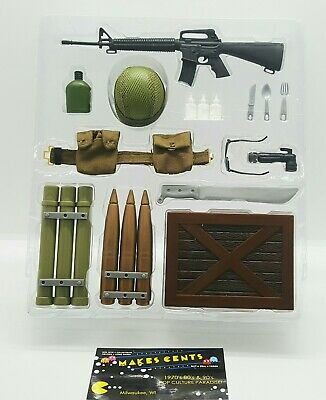 $ CDN41.32 • Buy 12 Inch GI Joe Weapons And Accessories Pack Pawtucket Lot - New In Open Package