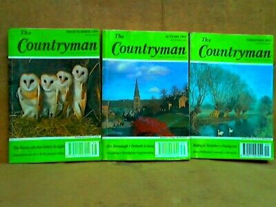 The Countryman 6 Issues 1995 • 12£