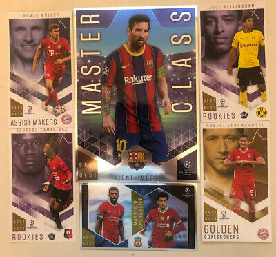 £1.50 • Buy Topps Best Of The Best 2020-21 20/21 Supersize