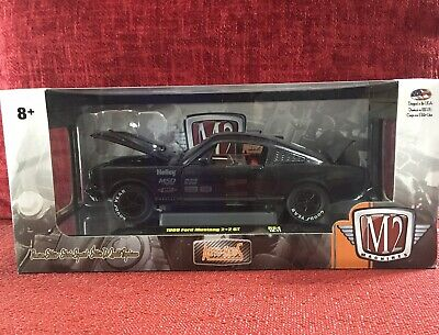 $40 • Buy M2 Chase 1966 Ford Mustang 2+2 GT 1/500