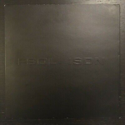 FSOL — ISDN — Future Sound Of London — Limited Vinyl LP In Resealable Wallet • 49.99£