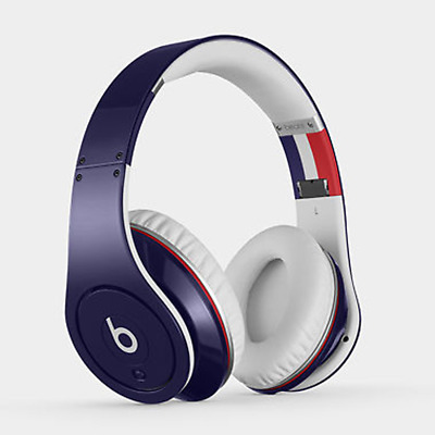 Beats Dr Dre STUDIO WIRED ANC FRANCE LIMITED EDITION Headphones BRAND NEW- • 76.01£
