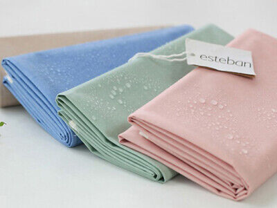 Laminated Cotton Fabric By The Yard Solid Fabric 44  Wide CM Bring Laceking2013  • 10.85£