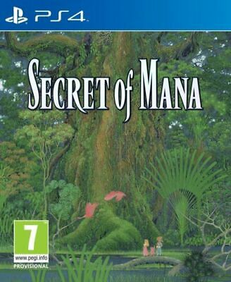 £16.29 • Buy Secret Of Mana PS4 - New And Sealed