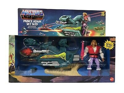 $44.99 • Buy Masters Of The Universe Origins Prince Adam With Sky Sled. In Hand Fast Shipping