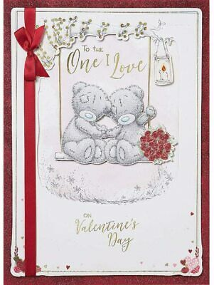 £22.99 • Buy Me To You Bear One I Love Giant Valentine's Day Boxed Card