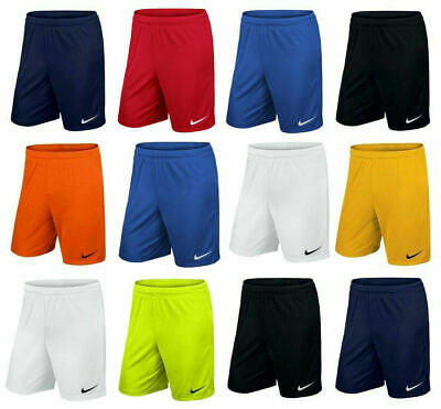 £13.99 • Buy Nike Shorts Football Training Gym Sport Dri Fit Park Youth And Adult Sizes