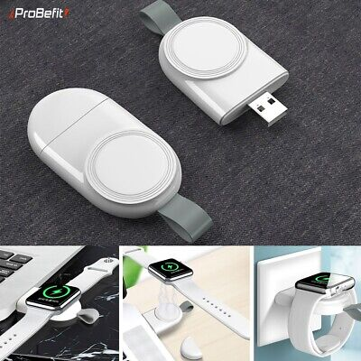 $ CDN8.08 • Buy For Apple Watch 5 4 3 2 1 Cable 2W Mini USB Wireless Charger For Iwatch Series