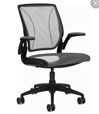 Humanscale Diffrient World Office Chair • 116£