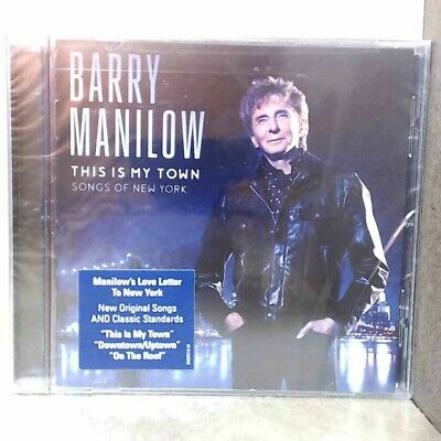 Barry Manilow - This Is My Town: Songs Of New York (CD, 2017, Decca) SEALED D940 • 2.15£