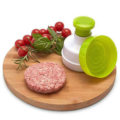 £4.99 • Buy Quarter Pounder Maker Beef Burger Meat Patty Mould Press BBQ Grill Kitchen Tool