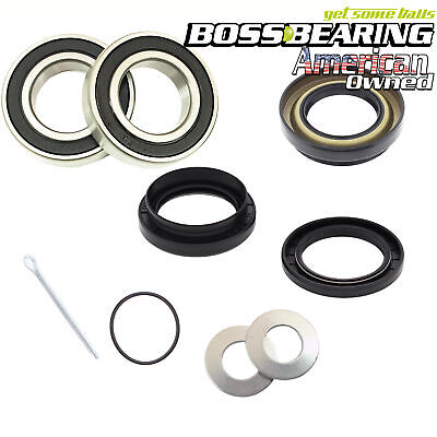 $21.17 • Buy Front Wheel Bearings And Seals Kit Yamaha YFM660 Grizzly IRS 2002