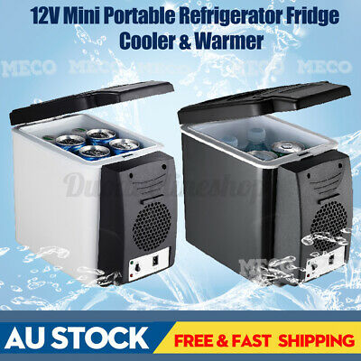 AU35.99 • Buy 12v Fridge Freezer Camping Cooling Portable Fridge Freezer Cooler&Warmer Car 6L