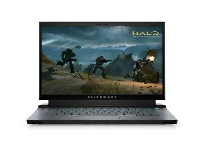 AU4799 • Buy New Alienware M17 R4 Gaming Laptop 10th Gen I7-10870H 32GB RAM 1TB SSD RTX 3070