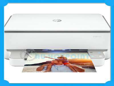 AU99.95 • Buy HP ENVY 6034 3in1 WiFi A4 MFP Printer+AirPrint #67 Ink Set 6WD38A *Damaged Box*