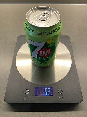 AU3563.61 • Buy Unopened Sealed 7up Can - Factory Error Almost Empty - Super Rare
