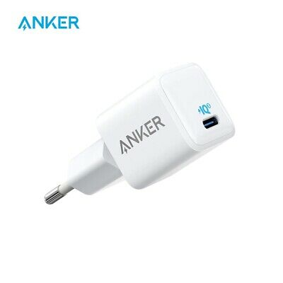 AU45.77 • Buy Anker Nano IPhone Charger 20W PIQ 3.0 Fast Charger PowerPort III USB-C Charger