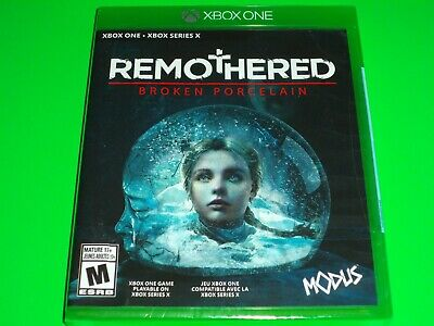 $28.95 • Buy Remothered Broken Porcelain For Xbox One & Series X Brand New And Factory Sealed