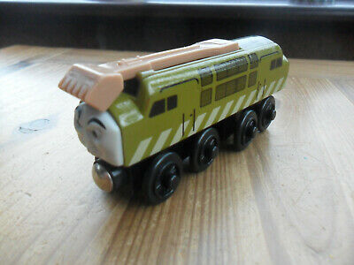 Thomas Tank Engine & Friends Wooden Track Train - DIESEL 10 -  POST DISCOUNTS • 12.99£