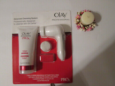 AU66.70 • Buy Olay Professional Advanced Cleansing System Brush Brush Head Cleanser New