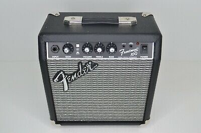 $ CDN56.79 • Buy Fender Frontman 10G Electric Guitar Amplifier Combo Amp PR357 Black W/ Handle