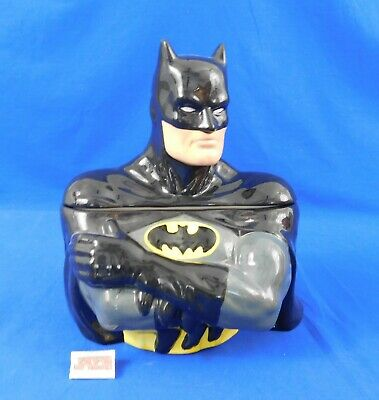 Batman Cookie Jar DC Comics 2012 Westland Giftware Hobby Lobby • 54.26£