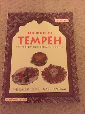 £17 • Buy The Book Of Tempeh: Professional Edition By William Shurtleff (Paperback /...