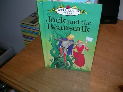 Ladybird Book Series 606D Well Loved Tales Jack And The Beanstalk - Good/V Good  • 3.99£