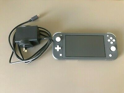 AU214.99 • Buy Nintendo Switch Lite (Grey) 32GB Console/VGC/Tested/Working/Free Postage
