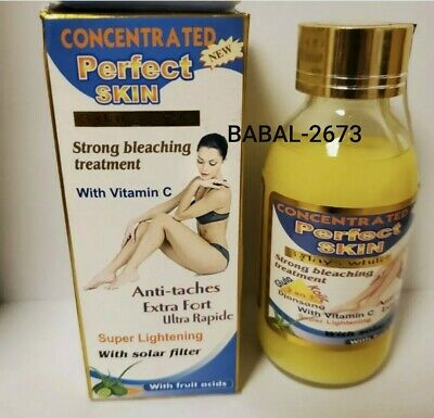 £9.50 • Buy PERFECT SKIN 3 DAYS WHITE STRONG BLEACHING OIL WITH VITAMIN C 100ml