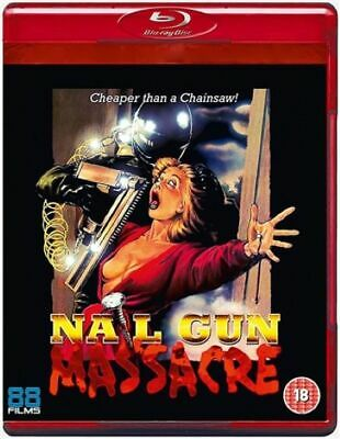 Nail Gun Massacre Blu Ray Slasher Classics 88films  • 26.99£