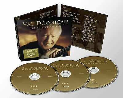 £4.21 • Buy Val Doonican The Gold Collection CD Box Set 3 CD GIFT IDEA Best OF Greatest Hits