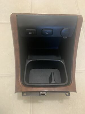 $34.99 • Buy 2002-2006 TOYOTA CAMRY CENTER DRINK CUP Console TRAY BIN CUBBY Console OEM