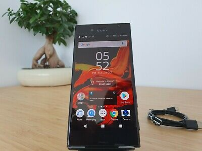 AU169 • Buy  Sony Xperia XZ. F8331 - 32GB - Black, Smartphone (Unlocked) AU Stock + Warranty